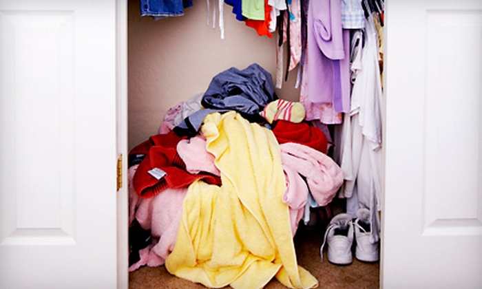 Declutter with Sarah - Lexington: $59 for Three Hours of Organization Services from Declutter with Sarah ($120 Value)