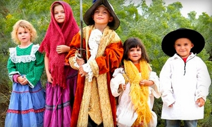 El Rancho de las Golondrinas - Santa Fe: $8 for Two One-Day Adult Tickets to the Spring Festival & Children's Fair at El Rancho de las Golondrinas in Santa Fe (Up to a $16 Value)