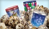 Two 6.5-Gallon Gourmet-Popcorn Canisters