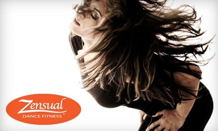 Zensual Dance Fitness - Dallas: $35 for Three Drop-In Classes at Zensual Dance Fitness