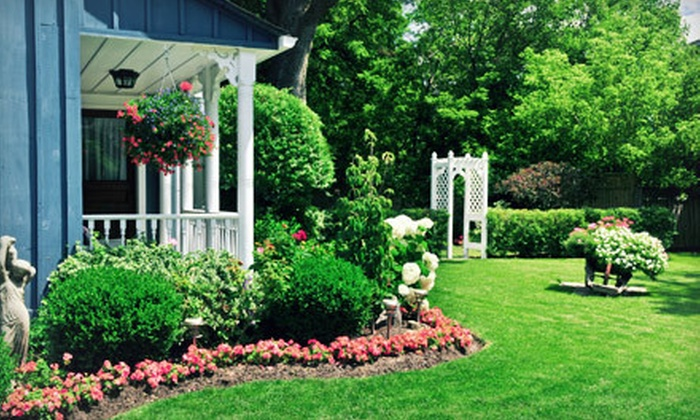 Tall Pines Greenhouses - North Augusta: Onsite Landscaping Consultation with Option for Custom Design Draft from Tall Pines Greenhouses (Up to 67% Off)