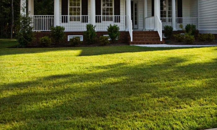Michigan Lawnscape - Clinton: Sprinkler Start-Up or Two or Four Mowing Visits for Up to 1 Acre from Michigan Lawnscape (Up to 56% Off)