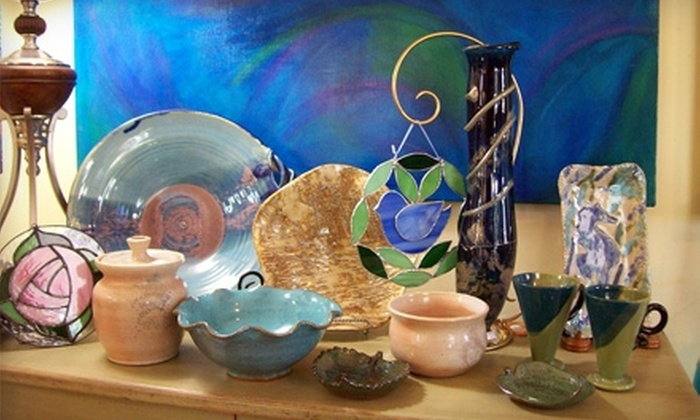 Front Porch Gallery - Columbus: $10 for $20 Worth of Artwork and Gifts at Front Porch Gallery