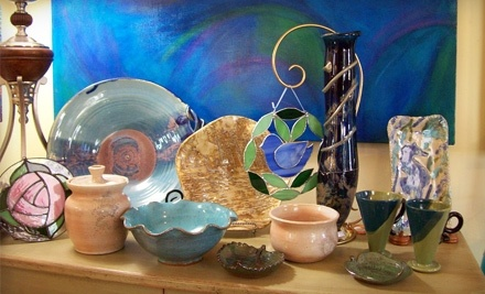 $20 Groupon to Front Porch Gallery - Front Porch Gallery in Columbus