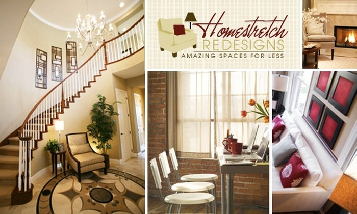 Homestretch Redesigns - Atlanta: $20 for 1-Hour Interior-Redesign Consultation at Your Home with Homestretch Redesigns