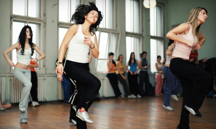 Zumba Fitness with Crystal - Multiple Locations: $22 for Five Classes from Zumba Fitness with Crystal ($45 Value)