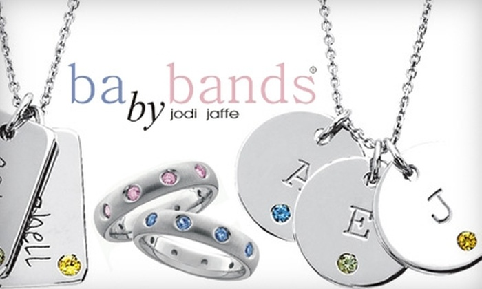 Babybands By Jodi - Phoenix: $50 for $100 Worth of Custom Jewelry for Moms from Babybands By Jodi