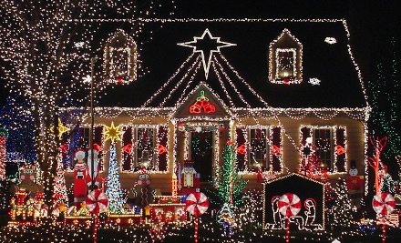 Complimentary Roof Inspection and Up to 90 Feet of Holiday-Lights Hanging (a $175 value) - Spencer 4 Hire Roofing in