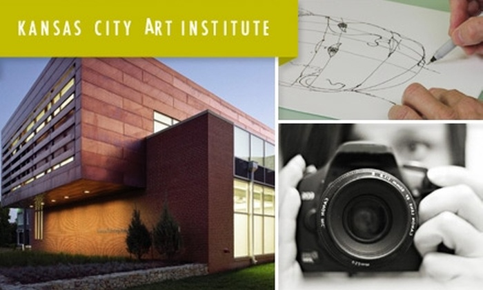 Kansas City Art Institute - Multiple Locations: $45 for $150 Worth of Photo, Drawing, Painting, and More Classes at Kansas City Art Institute
