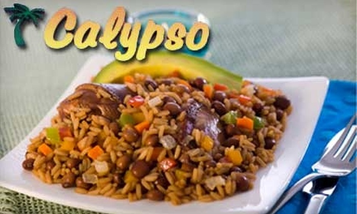 Calypso Caribbean Grille - West Mifflin: $10 for $20 Worth of Casual Island Fare at Calypso Caribbean Grille in West Mifflin