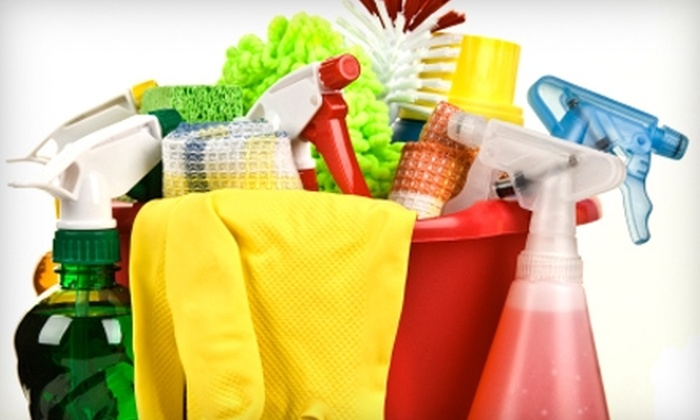 Ms. Sparkle - Grandview Heights: $59 for Three Hours of House-Cleaning Services from Ms. Sparkle ($160 Value)