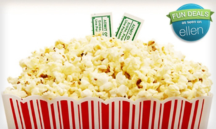 Pickwick Theatre - Park Ridge: Movie Night with Popcorn and Drinks for Two, Four, or Six at Pickwick Theatre in Park Ridge