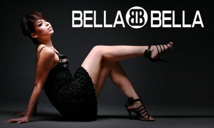 Bella Bella Hair Salon - South Side: $30 for $65 Worth of Waxing Services at Bella Bella Hair Salon