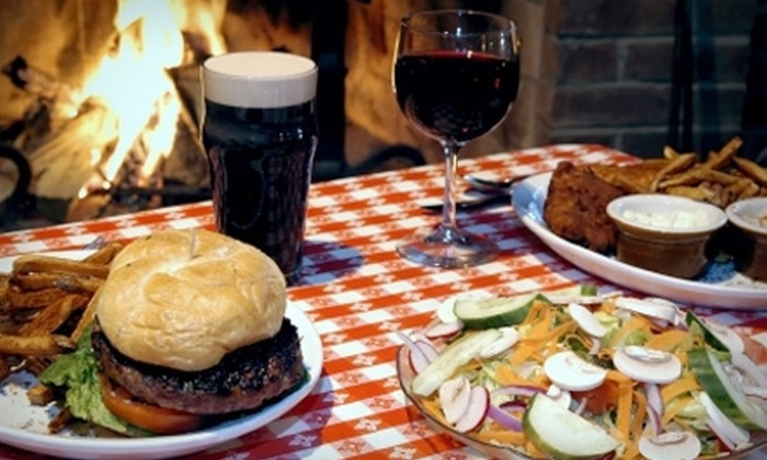 Keegan's Irish Pub - Nicollet Island: $10 for $20 Worth of Authentic Irish Lunch and Drinks at Keegan's Irish Pub (or $20 for $40 Worth of Dinner)