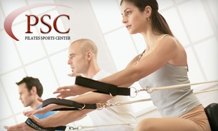 Pilates Sports Center - Encino: $49 for One Private Class and Five Group Classes at Pilates Sports Center in Encino