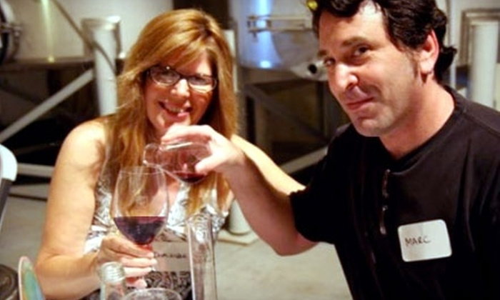 First Crush Winemaking Experience - Paso Robles: $25 for an Art of Blending Wine Workshop from First Crush Winemaking Experience in San Miguel