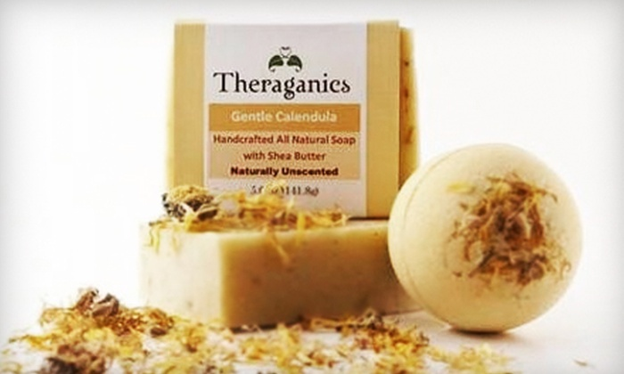 Theraganics - Key: $10 for $20 Worth of All-Natural Body and Skincare Products at Theraganics