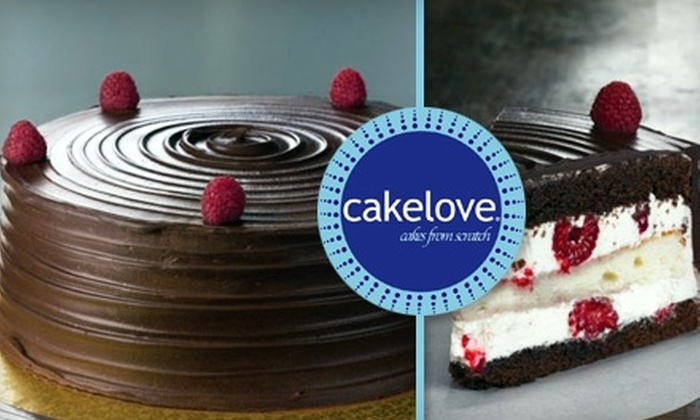 Cake Love - ONLINE ONLY