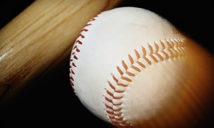 Sluggers World Class Sports Bar - Lakeview: $10 for 15 Batting Cage Tokens at Sluggers World Class Sports Bar ($20 Value)