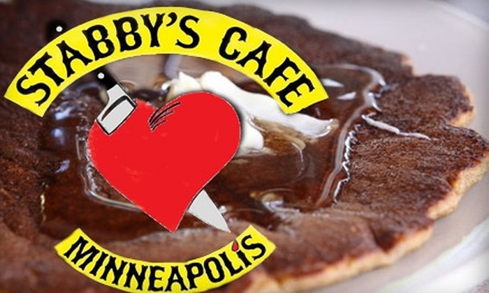 Stabby's Cafe - Bancroft: $9 for $18 Worth of Diner Fare at Stabby's Cafe