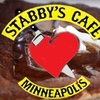 Half Off at Stabby's Cafe