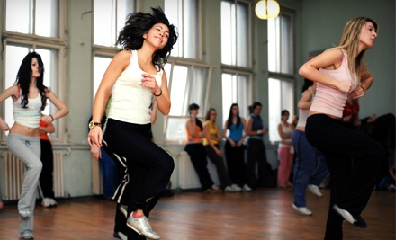 5-Class Punch Card (a $50 value) - Zumba with MarCe Zerrate in Buffalo