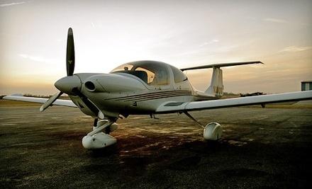 Chicago Midway Aviators: 45-Minute Daytime Chicago Skyline Aerial Tour for 2 - Chicago Midway Aviators in Chicago