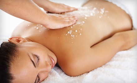 60-Minute Massage with Sugar Scrub (an $80 value) - Massage Works in San Clemente
