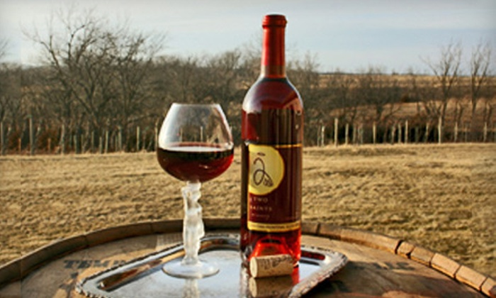 Two Saints Winery - Saint Charles: $20 for a Wine Tasting 101 Class for Two at Two Saints Winery in St. Charles ($40 Value)
