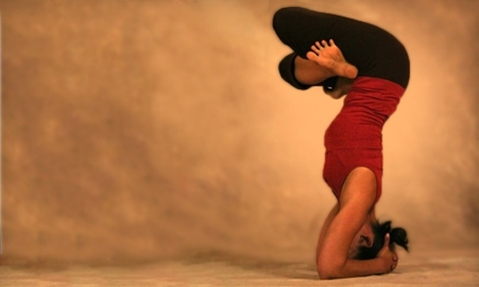 Yoga Shakti Studio - Multiple Locations: $30 for 10 Yoga or Pilates Mat Classes at Yoga Shakti Studio ($125.10 Value)