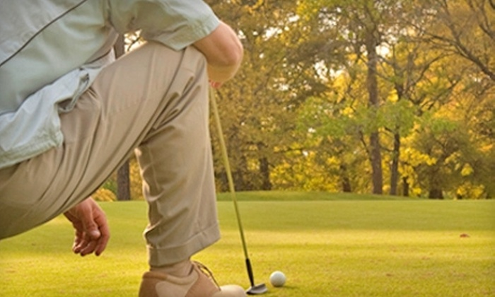LPGA Pro Kristin Sunderhaft - Henderson: $49 for One-Hour Private Golf Lesson for up to Four from LPGA Pro Kristin Sunderhaft at Anthem Country Club in Henderson ($125 Value)