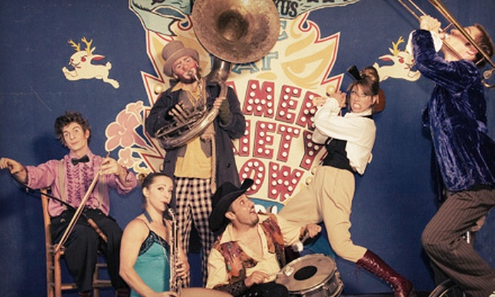 The Bindlestiff Family Cirkus and Dan Zanes & Friends - New Brunswick: $6 for Outing to Dan Zanes & Friends or The Bindlestiff Family Cirkus at State Theatre in New Brunswick (Up to $13 Value)