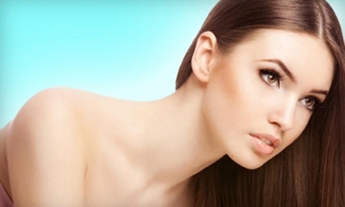Hair Expectations Salon and Spa - Richmond: $65 for Express Facial, Pedicure, and Leg Treatment at Hair Expectations Salon and Spa