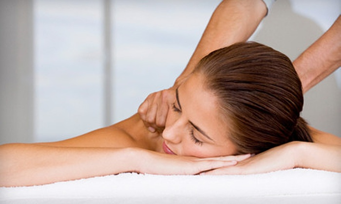 Balanced Body Massage & Pilates - Martha Lake: $60 for a Balanced Body Blend 60-Minute Massage Package with Massage and Shea-Butter Foot Rub at Balanced Body Massage & Pilates in Mill Creek ($130 Value)