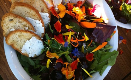 Three-Course Gourmet Lunch for Two (a $43 value) - Seasonal 56 in Langley