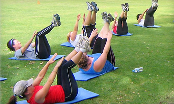 GroupFit Boot Camp - Annapolis: $48 for One Month of Unlimited Classes at GroupFit Boot Camp ($119 Value)