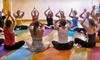 Sunshine Yoga - Westside North: $30 for 30 Days of Unlimited Yoga at Sunshine Yoga ($110 Value)