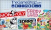 $10 for Games from TheGameShop.com