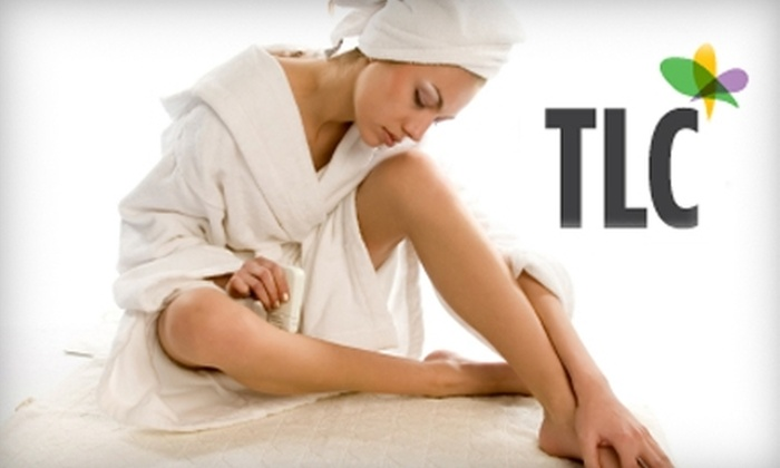 Tecumseh Laser Centre - Fontainbleu: $89 for Three Laser Hair-Removal Treatments at Tecumseh Laser Centre (Up to $180 Value)