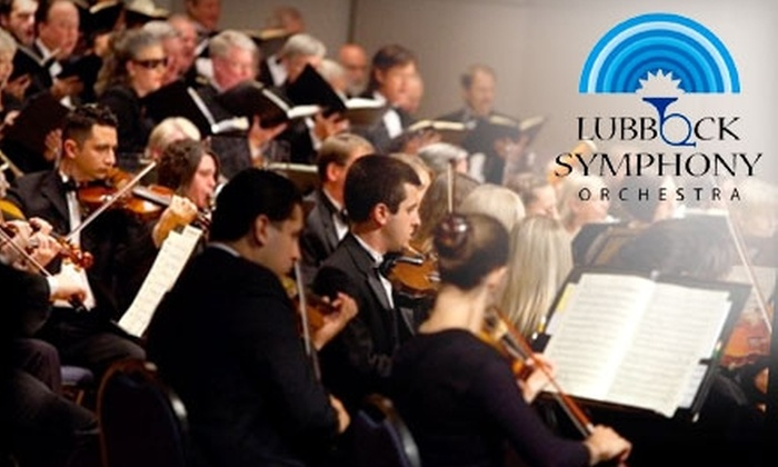 """Lubbock Symphony Orchestra - Downtown Lubbock: $12 for One Ticket to the Lubbock Symphony Orchestra's Performance of """"Out of Darkness"""" ($25 Value)"""