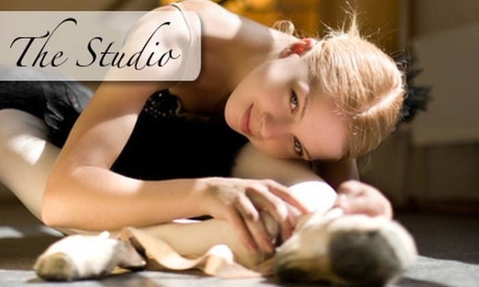 The Studio: A Dance Center for Adults - Washington Square: $25 for Six Dance Classes at The Studio: A Dance Center for Adults ($90 Value)