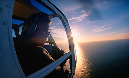 15-Minute Tour of Palm Beach Island for 2 People (a $250 value) - Palm Beach Helicopters in Lantana