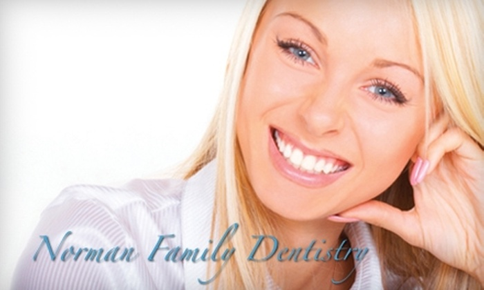 Norman Family Dentistry - Norman: $50 for Dental Exam, X-rays, and Teeth Cleaning at Norman Family Dentistry in Norman ($300 Value)