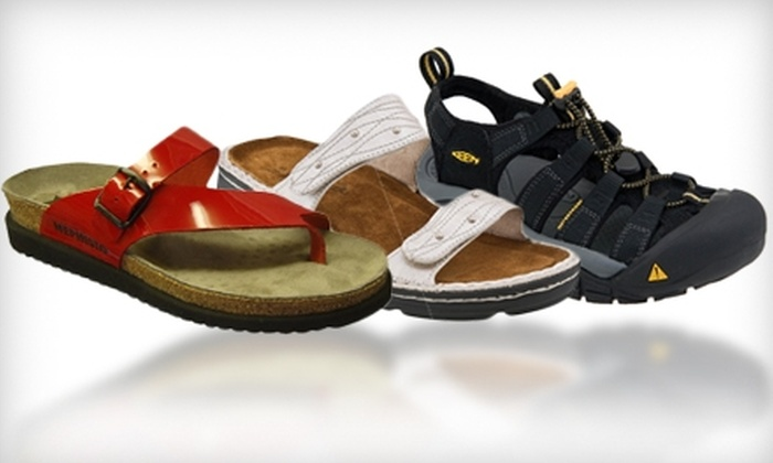 Sole to Soul Footwear - Multiple Locations: $25 for $50 Toward Shoes at Sole to Soul Footwear