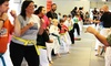 Aim High Academy of Martial Arts - Beaverton: One- or Two-Month Single or Family Membership to Aim High Academy of Martial Arts (Up to 90% Off)