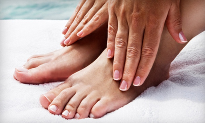 Traces of Beauty Nail and Body Boutique - North Raleigh: Basic Pedicure, Signature Mani-Pedi, or Ultimate Mango Papaya Mani-Pedi at Traces of Beauty  Nail and Body Boutique (Up to 54% Off)