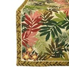 Design Imports Burlap, Embroidered, and Tapestry Table Runners