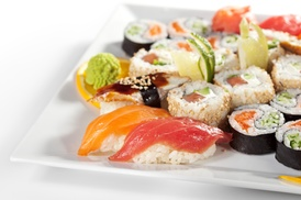 Sushiyaki Sushi and Teriyaki: $17 for $30 Worth of Sushi — Sushiyaki Sushi and Teriyaki