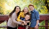 Up to 80% Off Family Portrait Sessions