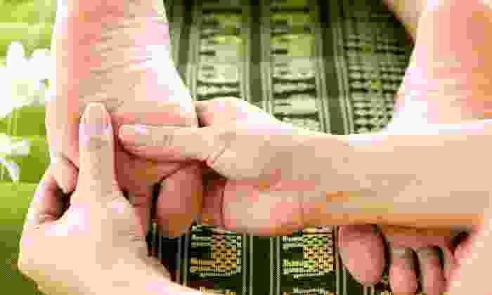 Massage-DC by Washington Institute of Natural Medicine - AU Park - Friendship Heights - Tenley: Acupressure and Reflexology Treatments at Massage-DC by Washington Institute of Natural Medicine (Up to 66% Off)